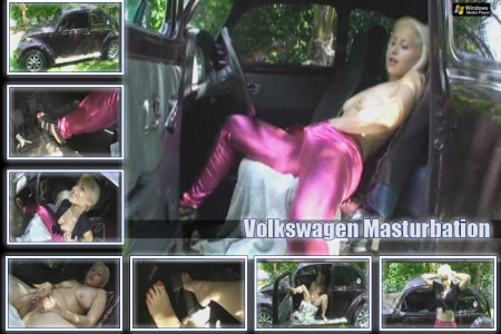 VIDEO – VW Masturbation